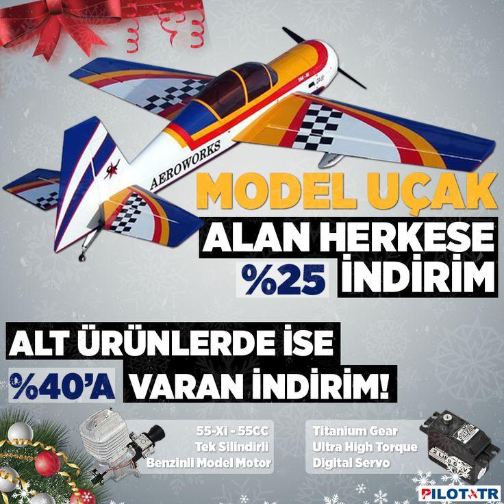 Model Uçaklarda %25 İNDİRİM! http://www.pilottr.com/indirimli-urunler/benzinli-ucaklar/ #pilottr #yılbaşı #model #uçak #rcmodel #dle #3w #da #modelmotor #mks #jr #servo #esc #fırsat #kampanya #büyükindirim #like