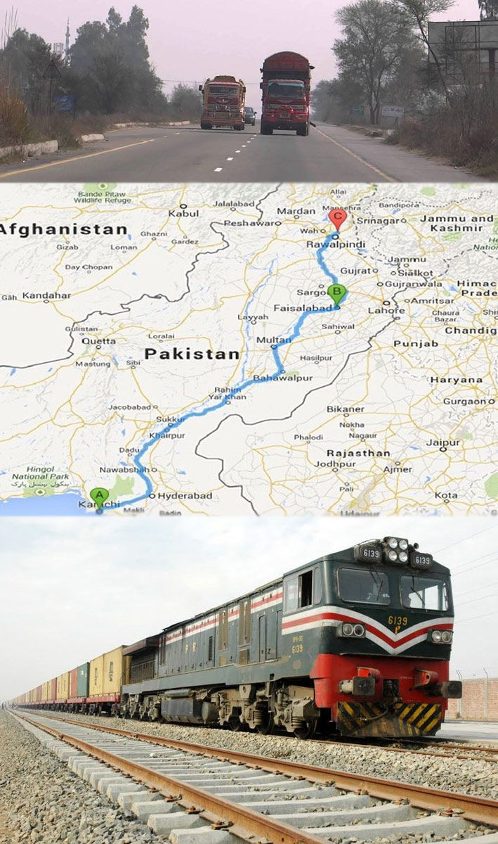 Grand Trunk Road is the Backbone of Inland Cargo Business Get more Details at: http://www.cargotopakistan.co.uk/blog/grand-trunk-road-backbone-inland-cargo-business/