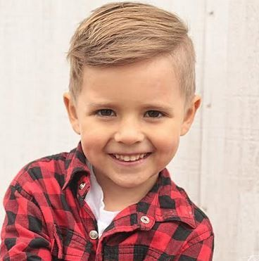 undercut haircut little boy - Google Search