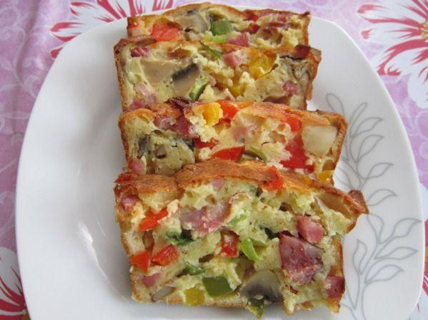Reteta culinara Chec aperitiv multicolor din categoria Aperitive / Garnituri. Cum sa faci Chec aperitiv multicolor