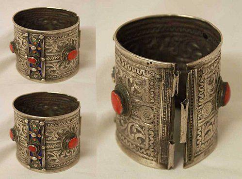 les bijoux kabyles