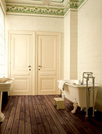 10 best modern hotel style bathroom ideas images on - How long does laminate flooring last ...