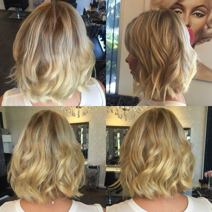 root drag ~ full head of tape extensions ~ style cut