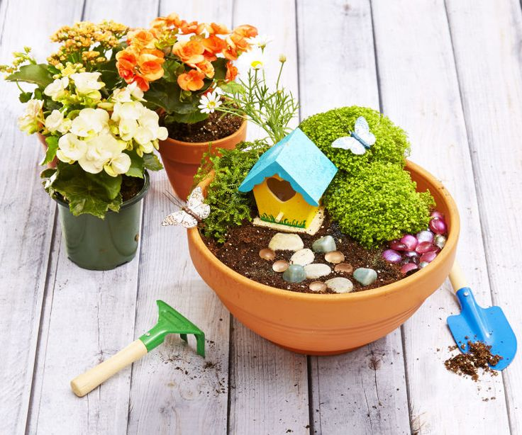 Have your kids take on this whimsical DIY fairy garden project, and watch their imagination take off! All you need are a few simple ingredients, and a little creativity. Parenting plus: Gardening with your kids teaches patience. Plant a few seeds and encourage your kids to check their progress — it'll be a growth experience for everyone. Click through for a tutorial for this fun summer craft.