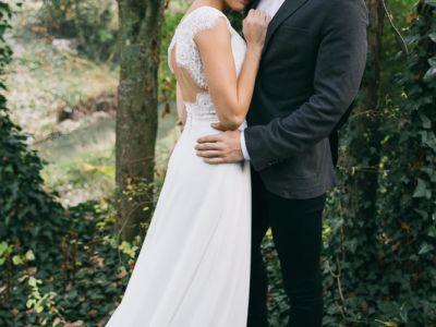 Merry&Married: la sesión de fotos navideña que te convencerá de celebrar una boda invernal