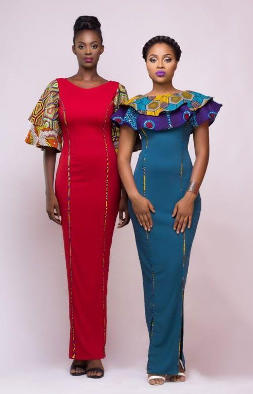 Encore une collection d'une marque ghanéenne plus que réussie: il s'agit de la collection « En avant », Printemps Eté 2016 de la marque Afro Mod Trends. Cette marque de luxe créée en 2011 s'appuie sur les codes de la mode occidentale pour proposer des vêtements féminins et chics ou des textiles propres à l'Afrique ont leur ...