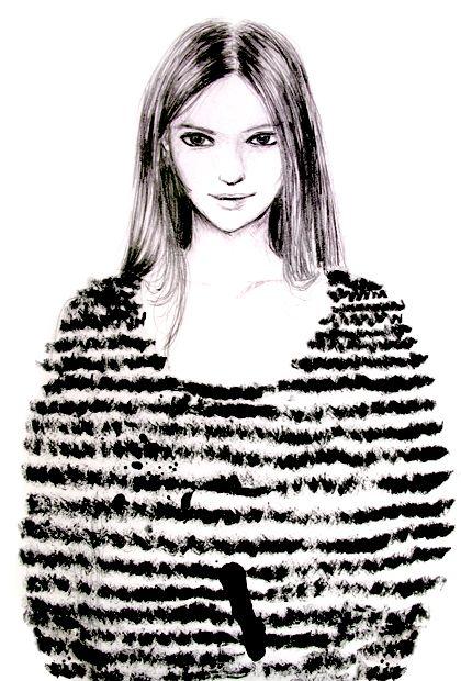 Loreto Binvignat es una destacada ilustradora de modas chilena ¿la conoces? puedes conocer más de ella en su página web: www.LoretoBinvignat.com 🔎 #talentochileno #fashionblog #difundimosmoda