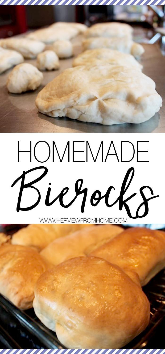 One of our most popular recipes EVER! Once you make these homemade bierocks you'll understand why. Delicious and simple recipe for any occasion, it's a Nebraska thing.