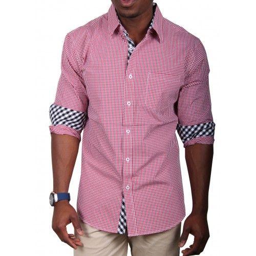 Meccano - Check shirt