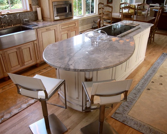 Kitchen Remodel In Avon Ct By Advantage Contracting The Modern And Contemporary Cabinets On