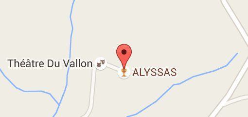 Map of ALYSSAS