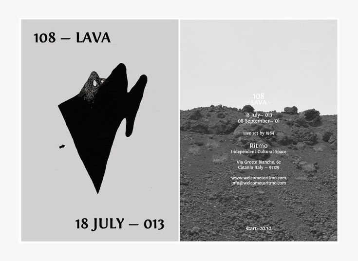 108 - LAVA New Exhibition at Ritmo Independent Cultural Space - GORGO