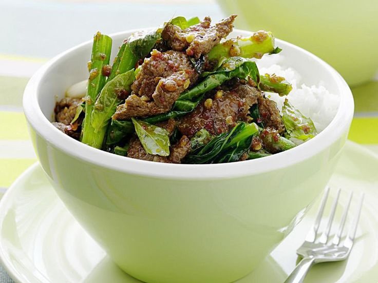 Quick, simple and nutritious, this chilli beef stir-fry is the perfect mid-week dinner on those days when you feel like something spicy.