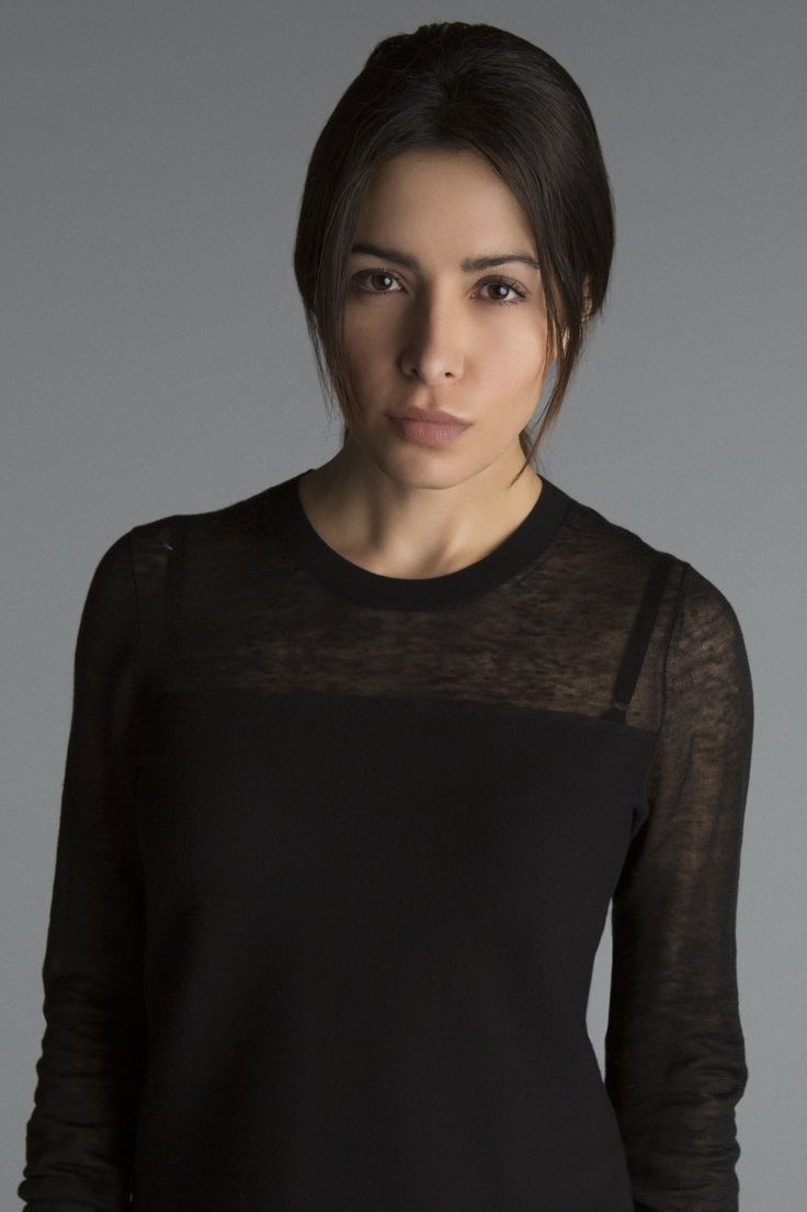 Sameen Shaw, a favourite in Person of Interest. Self described sociopath and a veritable action lady.