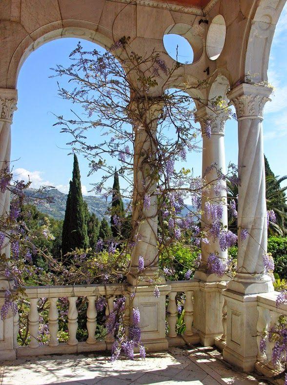 Villa Hanbury ed i suoi giardini - Hotel Morchio - Ligurien www.hotelmorchio.com
