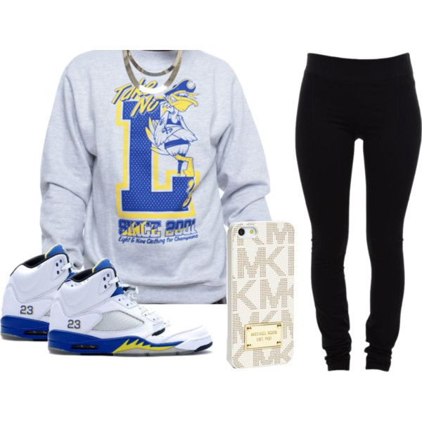 """""""Untitled #85"""" by keepitcuteboo on Polyvore cheap air jordan 5 Laney only $60, save up to 59% off for all #Nikes #Shoes"""