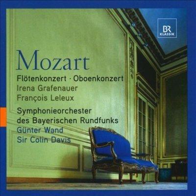 Symphonieorchester Des Bayerischen Rundfunks - Mozart: Flute Concerto No 1, Oboe Concerto, Symphonie No 32, K 318