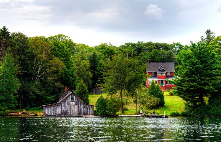 Lake Joseph Beach house: Dreams Houses, Beach Houses, Beaches Houses