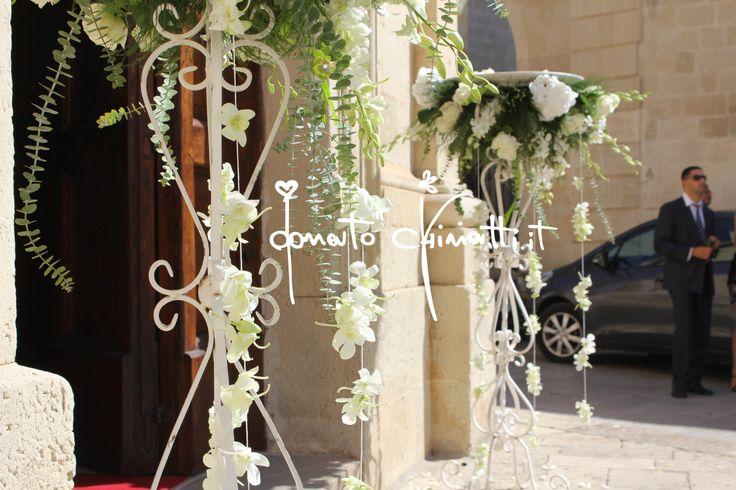 #WeddingDesign #Vintage #Flowers #Italy #Donatochiriatti