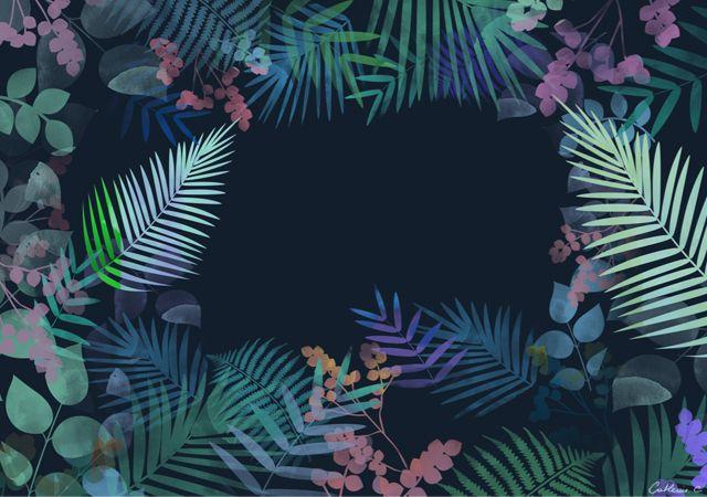 jungle-illustration-catherine-cordasco