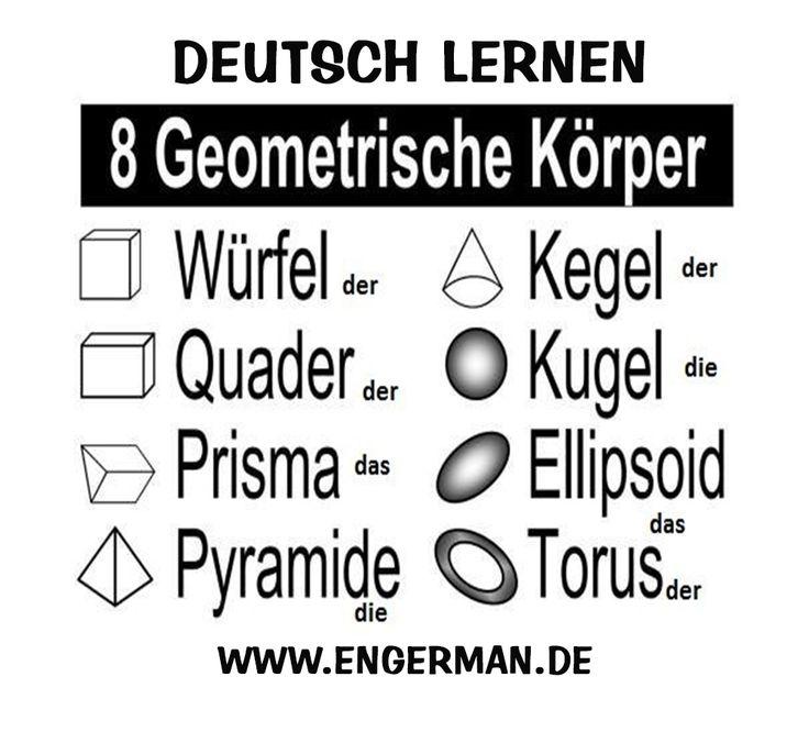 389 best deutsch images on Pinterest | German language learning ...