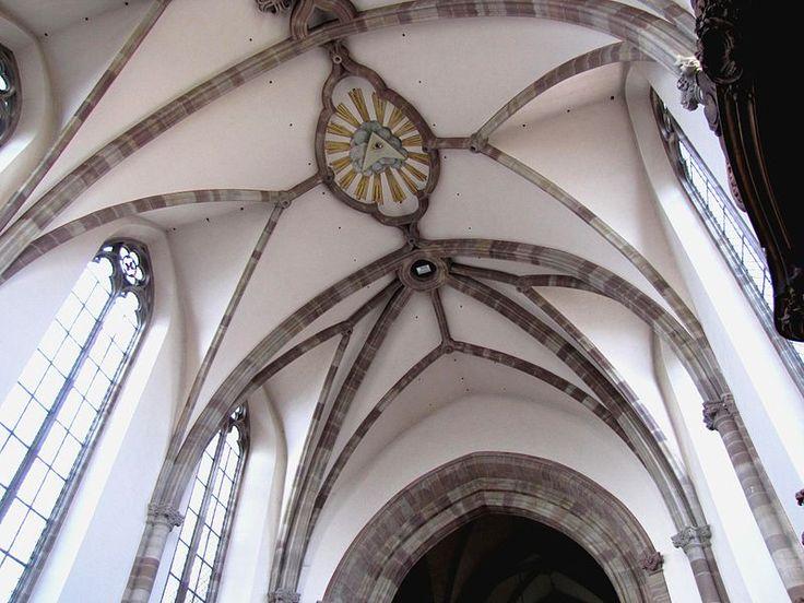 église abbatiale Saint Etienne. Marmoutier. Alsace