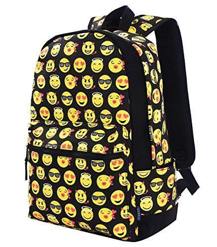 25  Best Ideas about Emoji Backpack on Pinterest | Cheap school ...