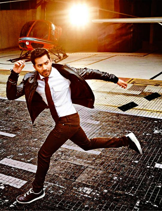Bolly & Co Magazine, aashiqaanah:   Varun Dhawan for GQ September 2015