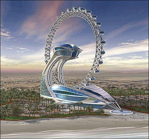 Voyager Or The Diamond Ring Hotel Abu Dhabi Emirates