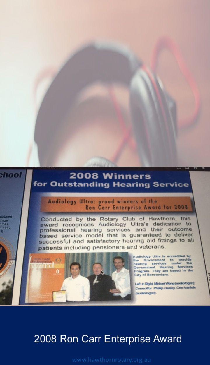Winners of the 2008 Award