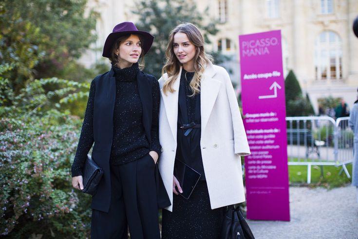 Sokak Stili: 2016 İlkbahar Paris Moda Haftası 3. Gün