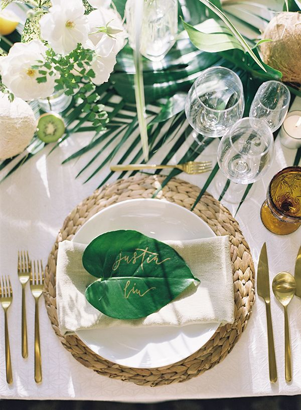 La Tavola Fine Linen Rental: Adam Natural with Tuscany Limestone Napkins | Photography: Michelle Lywood, Planning & Design: Lovely Time Weddings & Events, Venue: Ritz-Carlton Half Moon Bay, Tabletop Rentals: Frances Lane, Vintage Rentals: Lost and Found