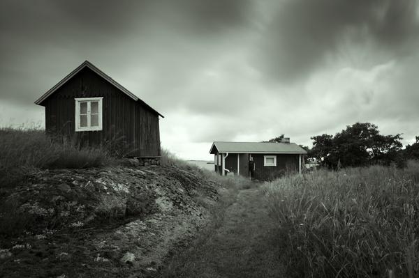 Kökar by Nina Lindfors, via Behance