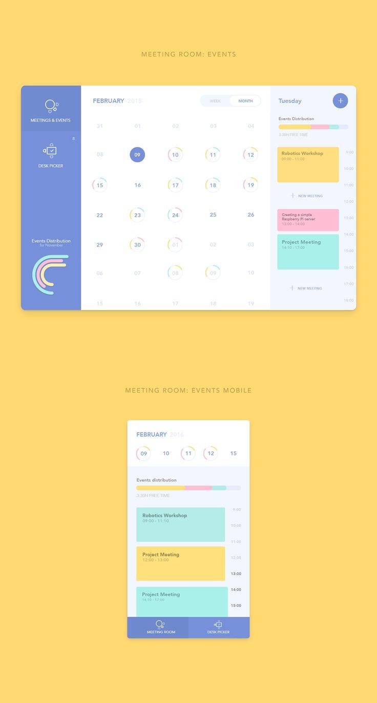 Les expériences d'UI (design d'interface) de Boyan Kostov repined by #protheine