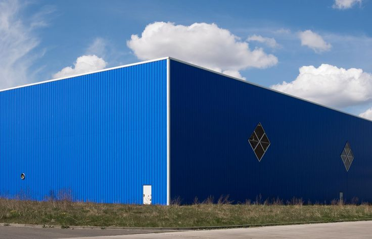 Prefabricated Manufacturing Buildings for Industrial Companies