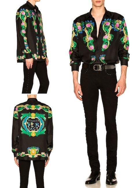 ac3f77ca Best-selling Versace Menswear Collection in 2018 | Versace (Men's ...