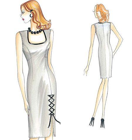 F2573 | Marfy Dress | Dresses | Shops@McCall