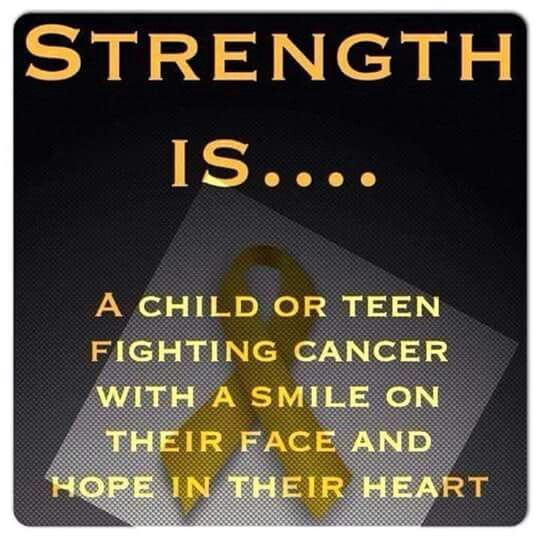 To some very close friends i have lost to cancer, or that are fighting it stay strong no matter what#BstronG