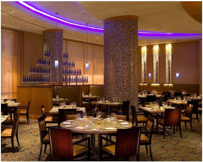 Westin Hotel - Alexandria, VA designed by Design Continuum (Atlanta, GA) - Restaurant