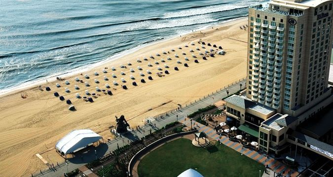 Pin for Later: 8 Vacation Destinations the Whole Family Will Love Virginia Beach, VA