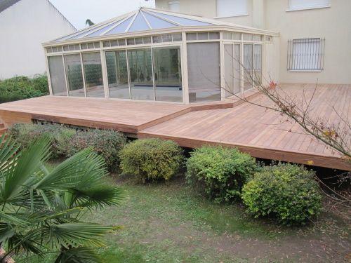9 best terrasses images on Pinterest Wooden decks, Decks and Arbors - terrasse en bois suspendue prix
