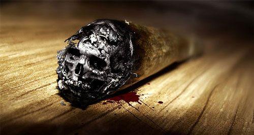 연기 디자인 및 금연 광고 - 인테리어 및 파괴! «그래픽 디자인 블로그 - 그래픽 디자이너를위한 궁극적 인 자원