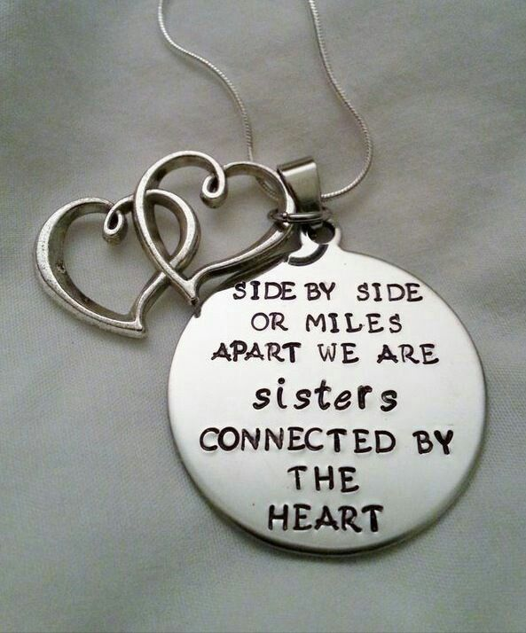 For my little sisters <3