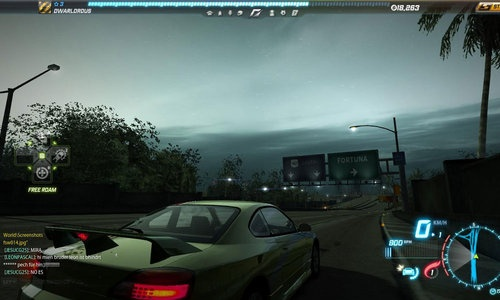 Need for Speed World is a open world arcade car racing MMO game with a great sense of speed featuring licensed cars and parts.  http://mmoraw.com/index.php?option=com_content=article=65:need-for-speed-world=7:racing-mmor=8
