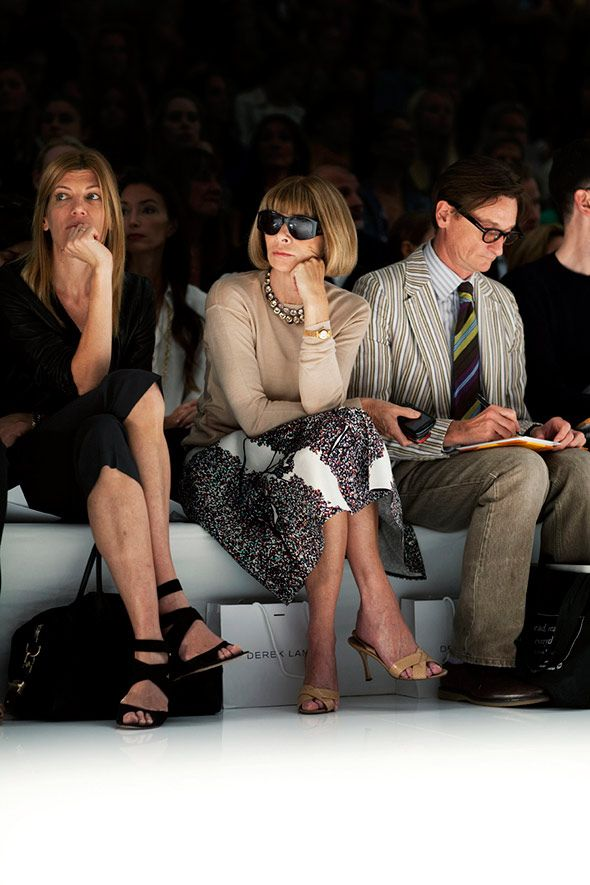 anna wintour: Fashion Weeks, Annawintour, Queen, Wintour Awesome, Style Icons, New York Fashion, Fav Stylists In Training, Wintour Fav, Thanksanna Wintour