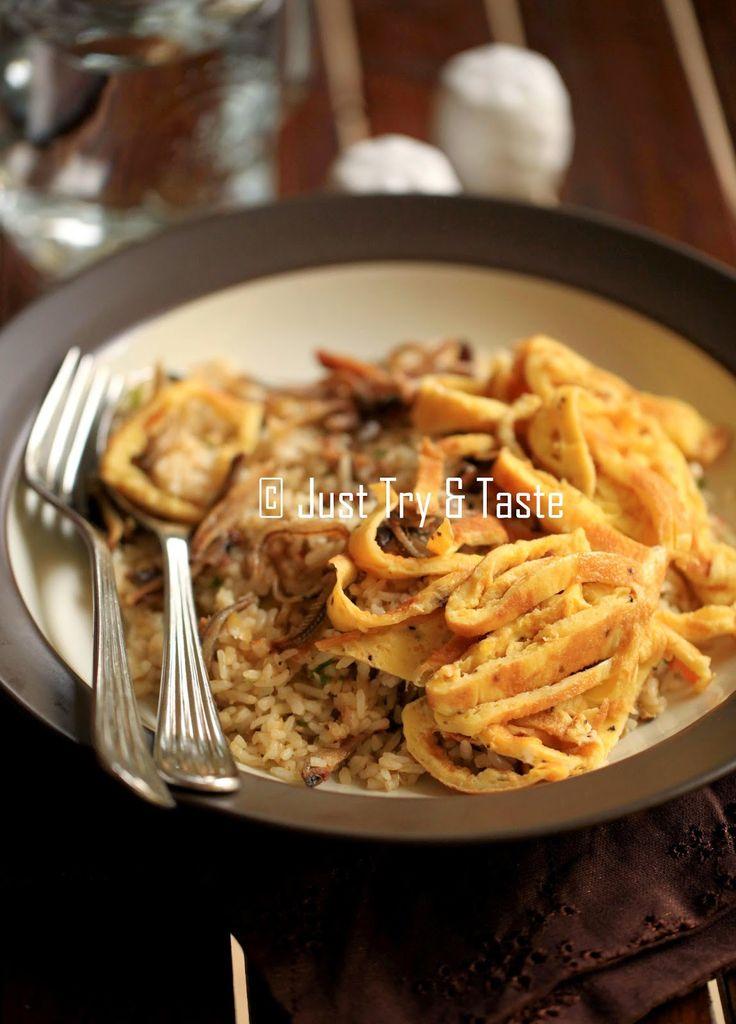 Nasi Goreng Kencur   Just Try & Taste