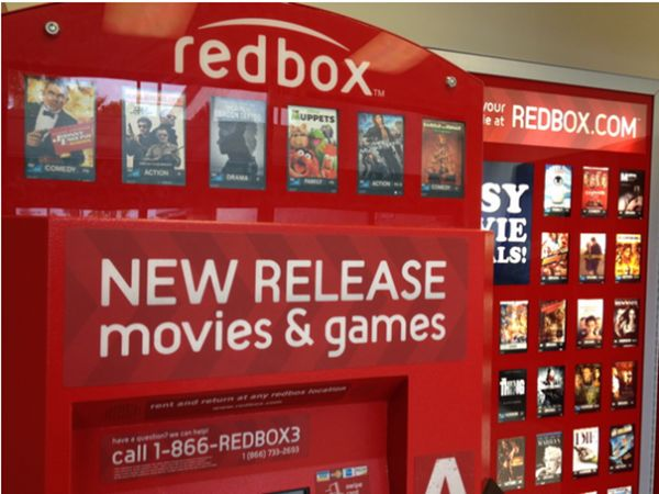 FREEbie: Redbox DVD Rental!