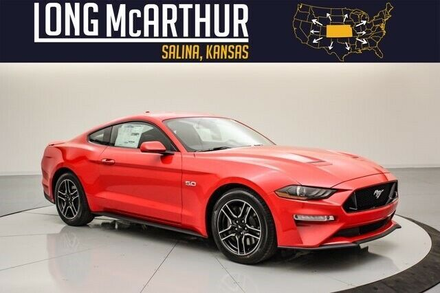 2020 Ford Mustang Gt Coupe V8 Automatic Race Red Msrp 38670 3 15 Limited Slip Raised Decklid Spoiler Power Seats Ford Mustang Gt Ford Mustang Trucks For Sale