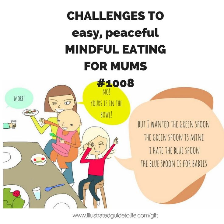 Picky eater & fussy eaters eating psychology post for Instagram. Picky eaters derail mindful mamas!