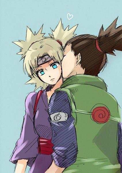 Temari and Shikamaru น้ำตาจะไหลลลลลลลลลลล สะเทือนไตแปบบบบบบบบบ